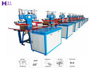 China PVC Label High Frequency Welding Equipment G Frame Steel Structure With Integrated HF Generator company