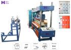 China 27.12MHZ Plastic Automatic Welding Machine , 25Kw HF Welding Equipment factory