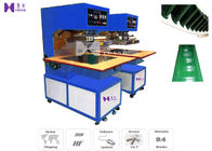 China High Frequency PVC / PU Conveyor Belt Welding Machine 15KW 5 Times / Min company