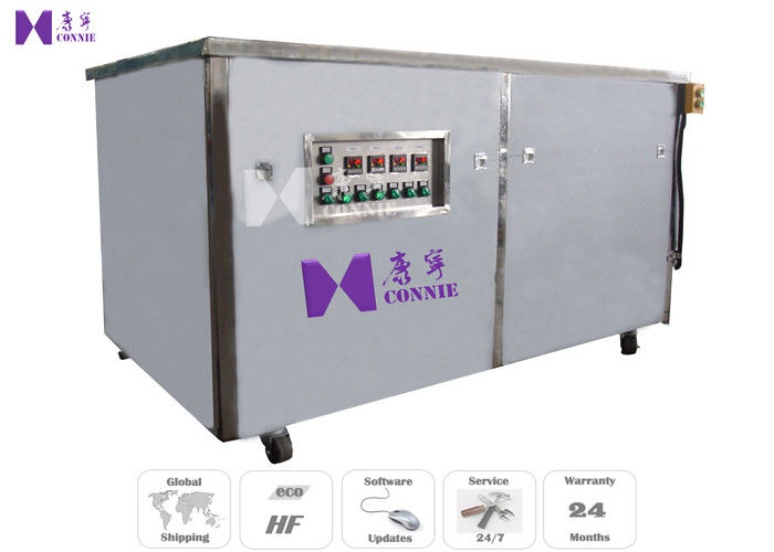 Hardware Ultrasonic Injector Cleaning Machine 55L 1200W 30-110 Adjustable Cleaning Temperature