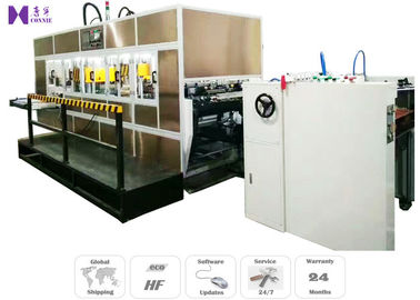 HF 35KW PVC PET Plastic Box Making Machine with Auto Indexing System